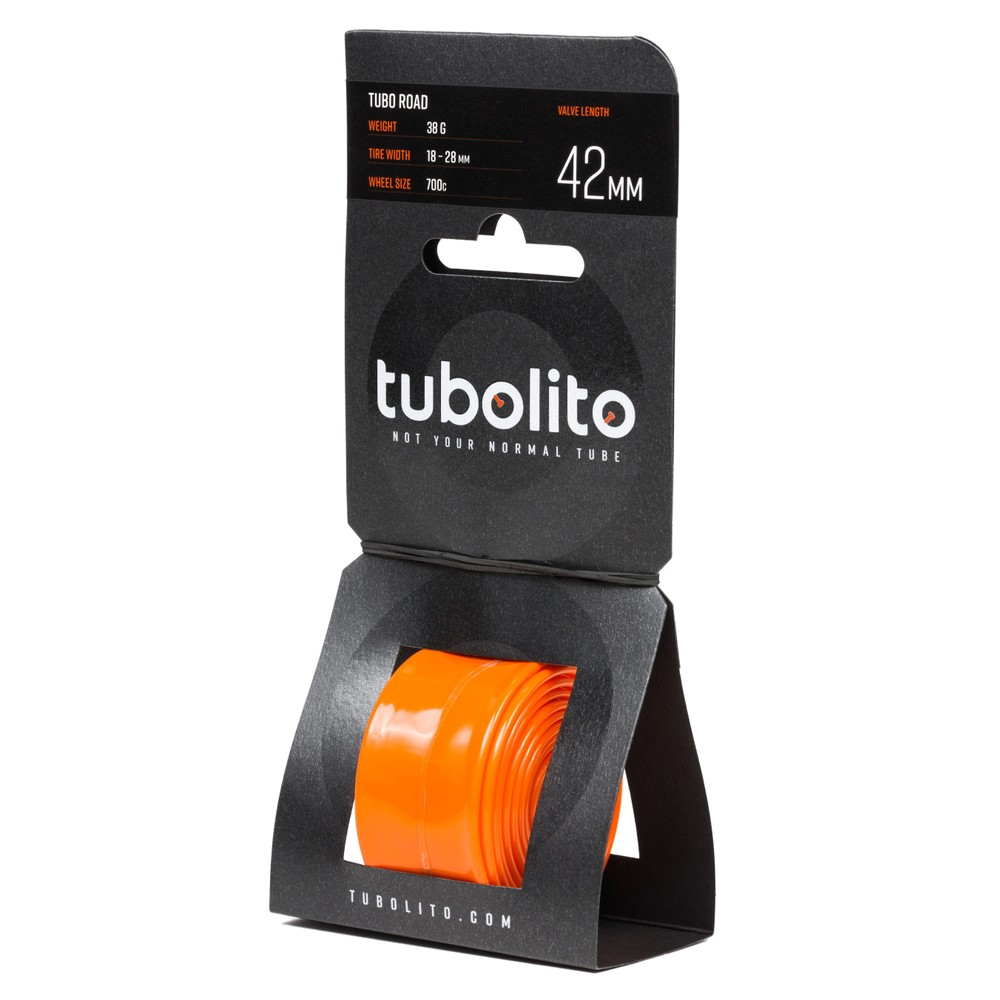 Tubolito Tubo Road Inner Tube 18-28mm Presta
