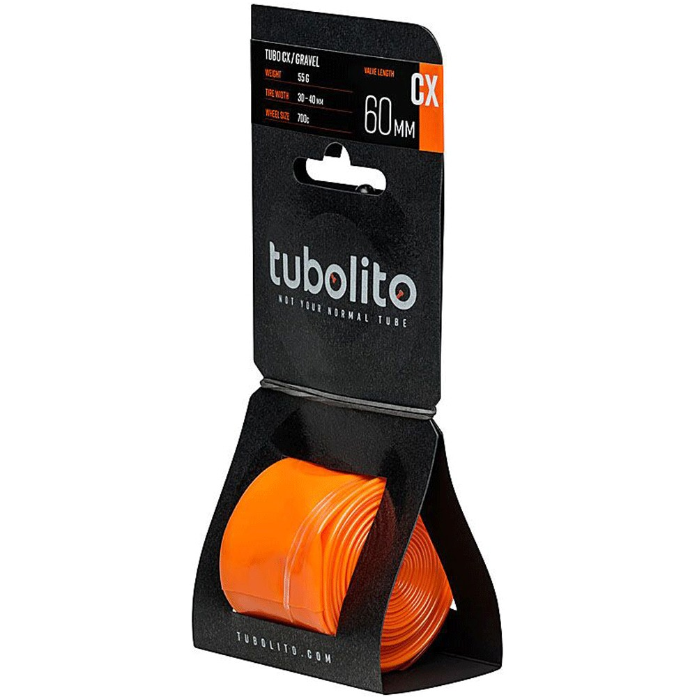 Tubolito Tubo CX/Gravel Inner Tube 700x30/40mm Presta