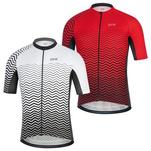 Gore Wear C3 C Short Sleeve Jersey ... f6976bec0