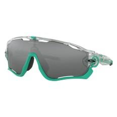Oakley Jawbreaker Crystal Pop Sunglasses with Prizm Black Lens