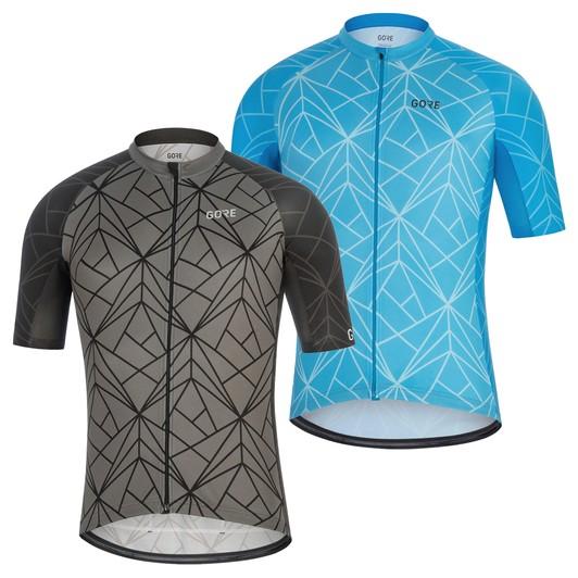 Gore Wear C3 B Short Sleeve Jersey ... c8b9f2a6c