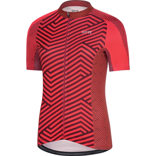 Gore Wear C3 Womens Short Sleeve Jersey ... 3a324d68f