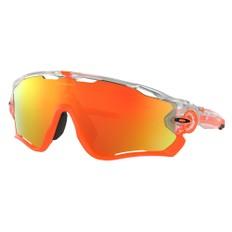 1d6b88c0ec6 Oakley Jawbreaker Crystal Pop Fire Iridium Sunglasses