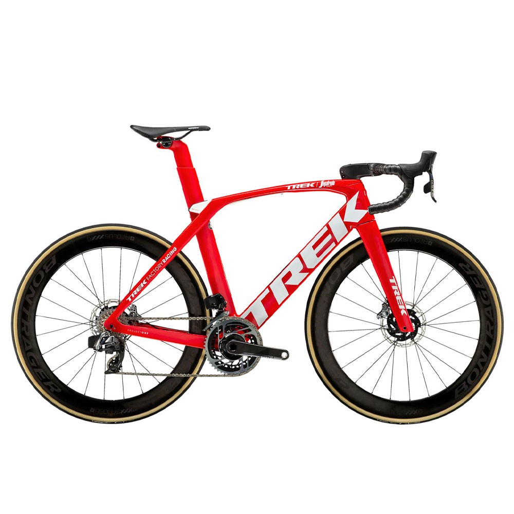 Trek Madone SLR 9 Red ETap AXS 12-Speed Disc Road Bike 2020