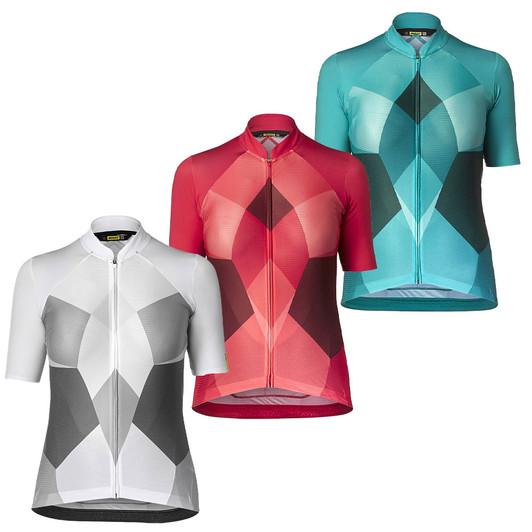 b8050e4df2a Mavic Sequence Pro Short Sleeve Womens Jersey | Sigma Sports