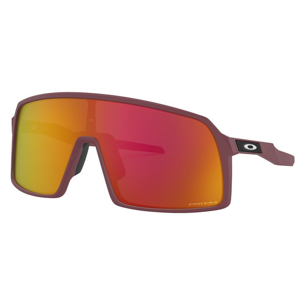 Oakley Sutro Sunglasses With Prizm Ruby Lens