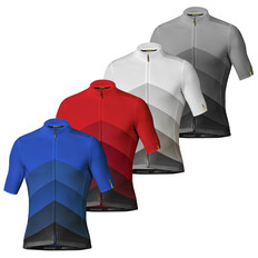 Mavic Cosmic Gradiant Short Sleeve Jersey