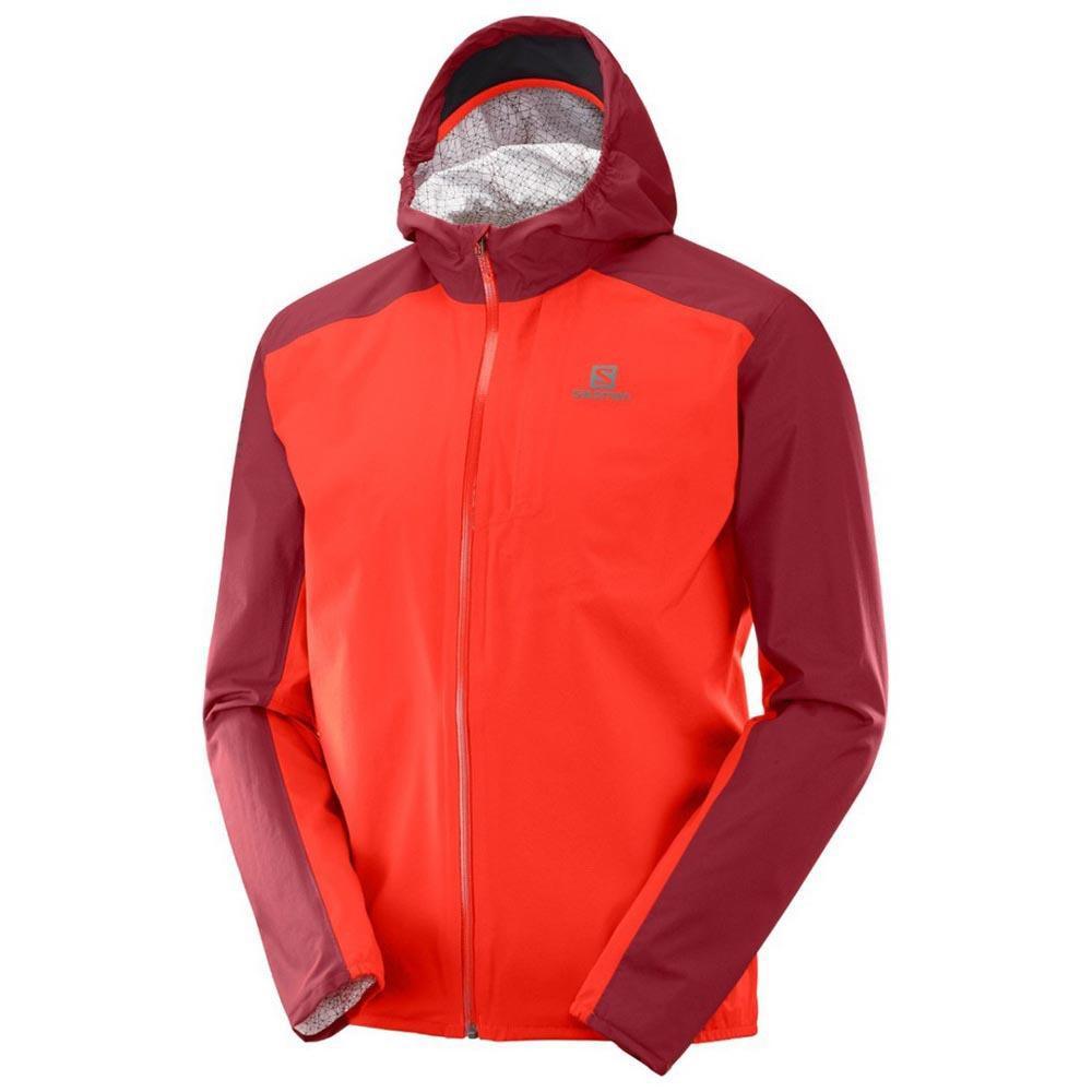 Salomon Bonatti  Waterproof Running Jacket