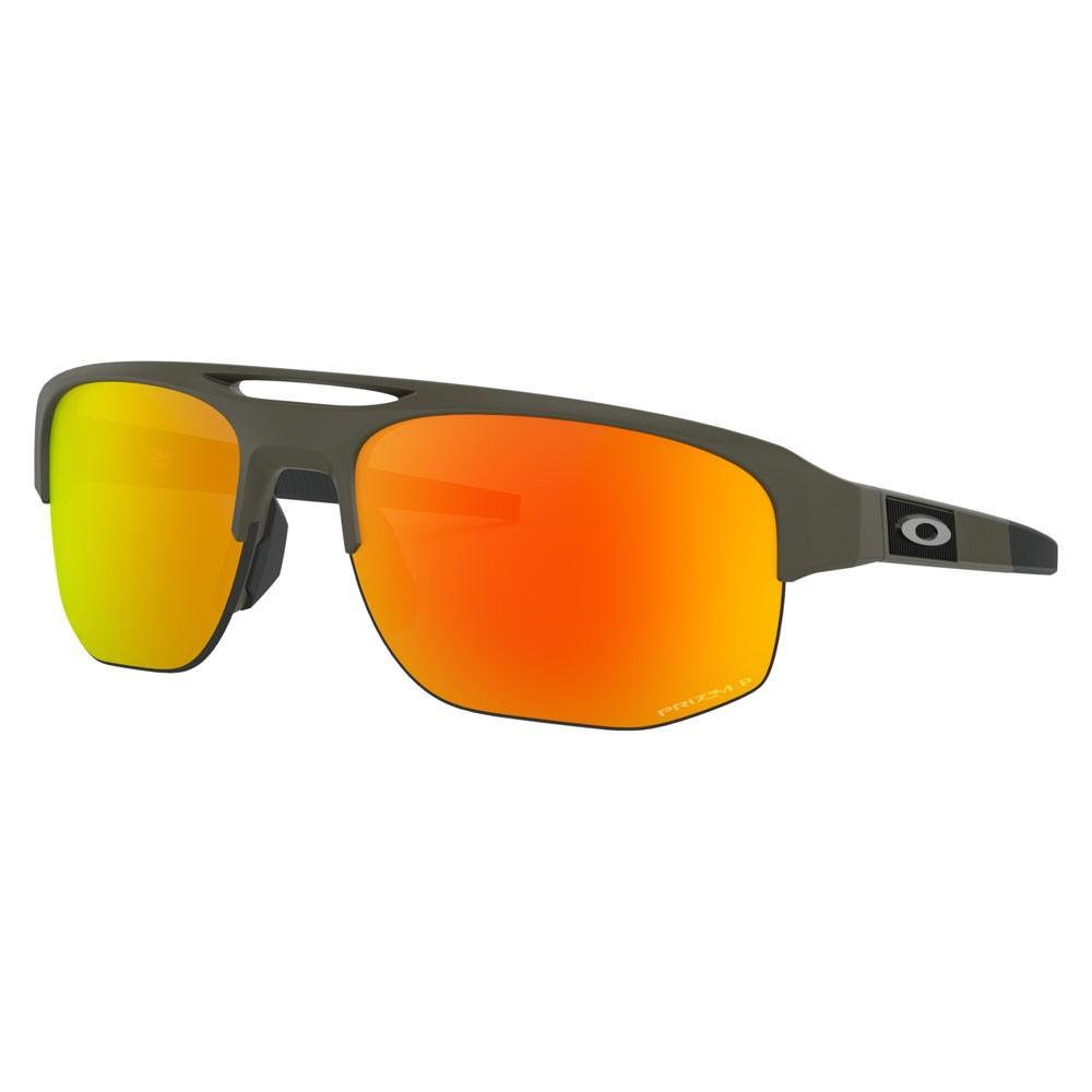 Oakley Mercenary Sunglasses With Prizm Ruby Polarized Lens