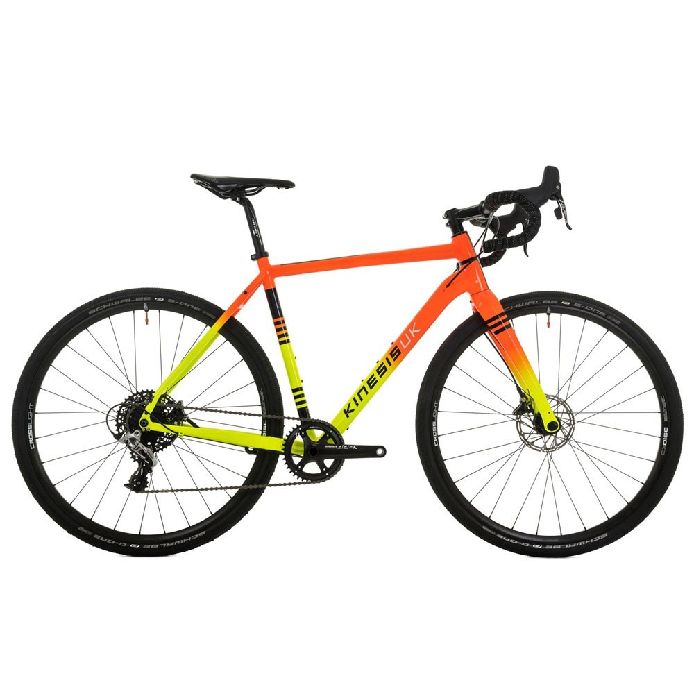 Kinesis Tripster AT Disc Gravel Road Bike