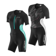 Orca Core Short Sleeved Womens Trisuit