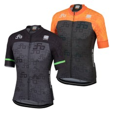 Sportful Sagan Logo Bodyfit Short Sleeve Team Jersey
