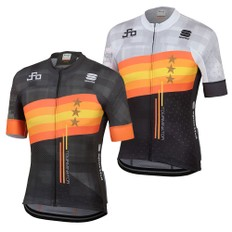 Sportful Sagan Stars Bodyfit Short Sleeve Team Jersey