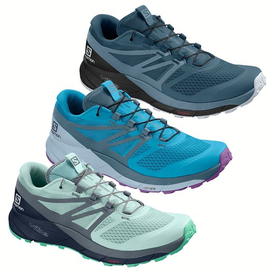 best service 0a397 fdaba Salomon Sense Ride 2 Womens Trail Running Shoes