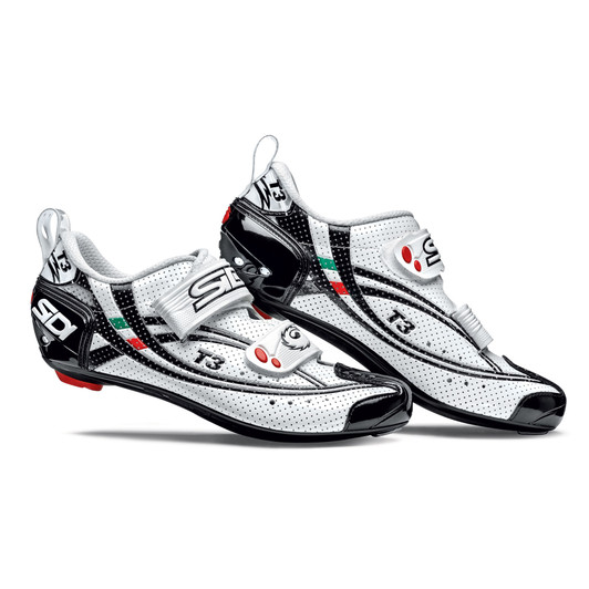 Sidi T-3 Air Carbon Composite Triathlon Shoe