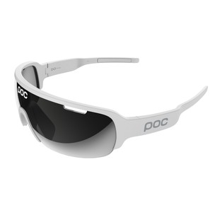 POC DO Half Blade Clarity Sunglasses With Violet/Silver Mirror Lens