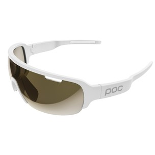 POC DO Half Blade Clarity Sunglasses With Violet/Gold Mirror Lens