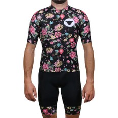 Black Sheep Cycling Limited Five Floral Finn Full Kit