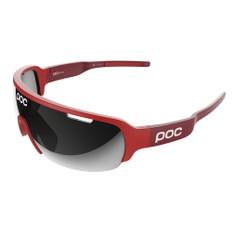 a92ce04e7d9a5 POC DO Half Blade Sunglasses with Violet Silver Mirror Lens
