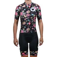Black Sheep Cycling Limited Five Floral Finn Womens Full Kit