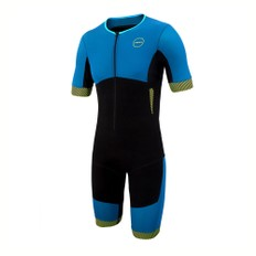 Zone3 Aeroforce Short Sleeve Aero Trisuit