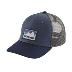 Patagonia Shop Sticker Trucker Cap