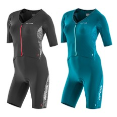 Orca 226 Perform Short Sleeve Womens Trisuit