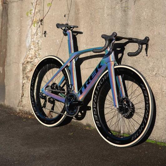 Trek Project One ICON Madone SLR 9 Disc Road Bike 2019