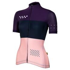 Pedla Segment LunaFly Womens Short Sleeve Jersey