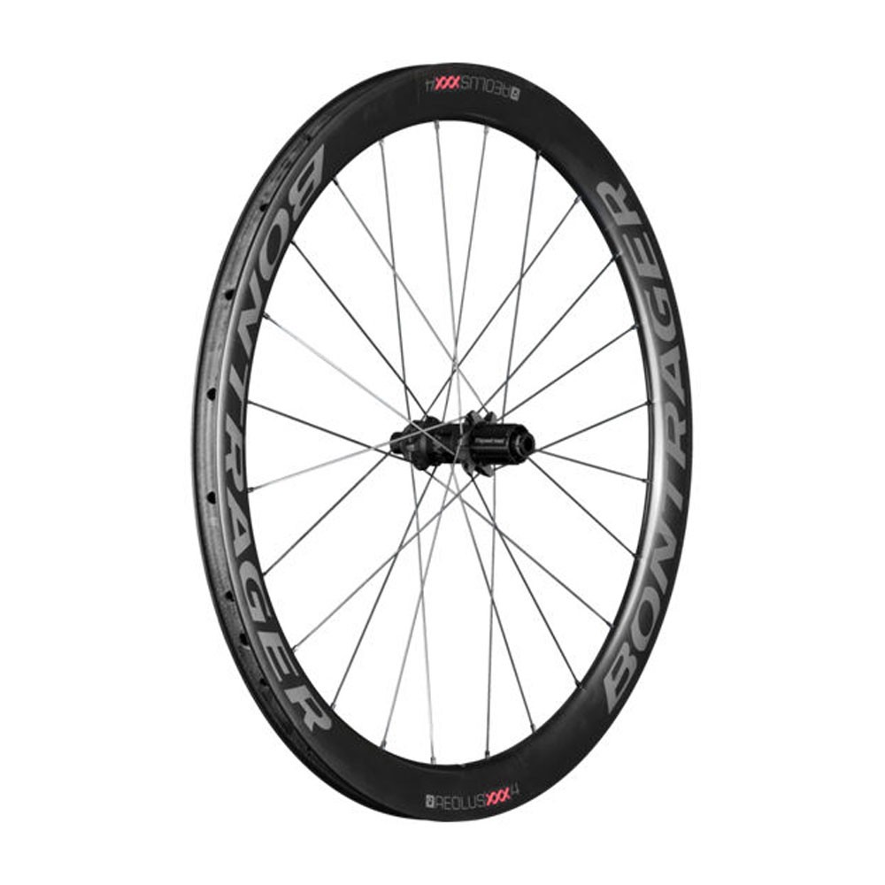 Bontrager Aeolus XXX 4 TLR Rear Clincher Disc Wheel