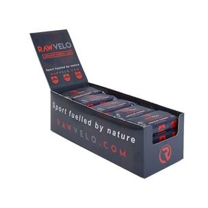 Rawvelo Organic Energy Bar Box Of 20 X 45g Bars