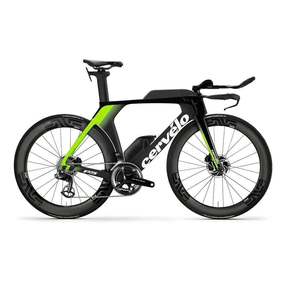 Cervelo P5 Dura-Ace Di2 Disc TT/Triathlon Bike 2019