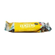 Veloforte Zenzero Natural Energy Bar Box of 15 x 70g