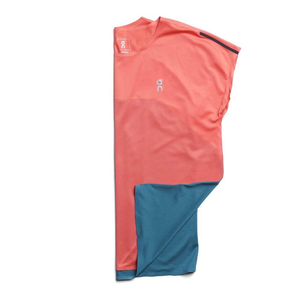 On Running Performance-T Short Sleeve Womens Running Top