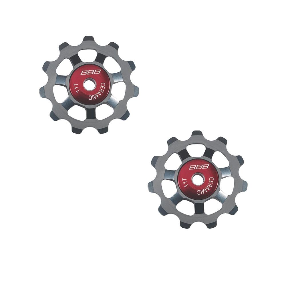 BBB AluBoys Ceramic Jockey Wheels BDP-22