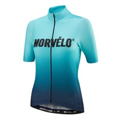Morvelo Aqua Standard Womens Short Sleeve Jersey