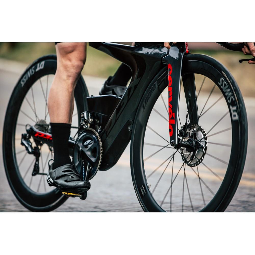 Cervelo é Logo Black Handlebar Tape for Road or Triathlon Bikes