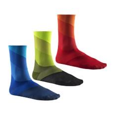 Mavic Graphic Stripe Socks