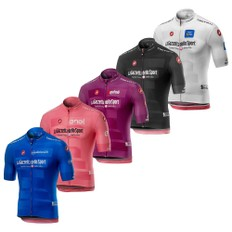 Castelli Giro 102 Squadra Short Sleeve Jersey