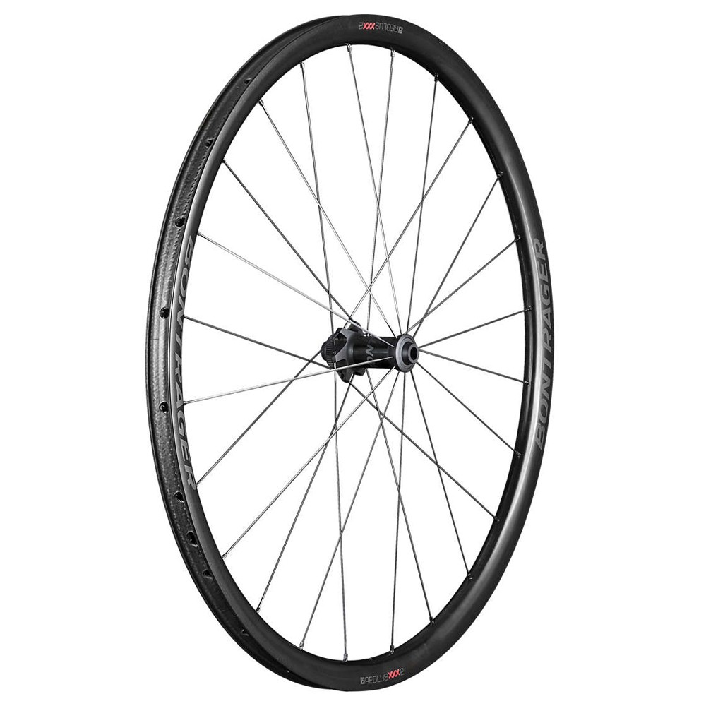 Bontrager Aeolus XXX 2 TLR Disc Clincher Front Wheel