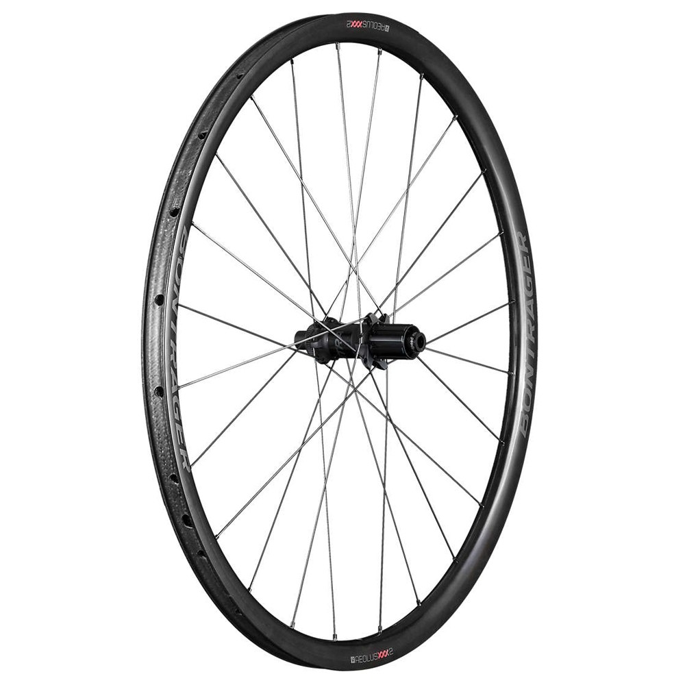 Bontrager Aeolus XXX 2 TLR Disc Clincher Rear Wheel