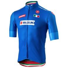 Castelli Italia Squadra Short Sleeve Jersey