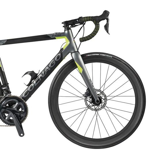 Electric Road Bike >> Colnago E64 Ultegra Di2 Disc Electric Road Bike