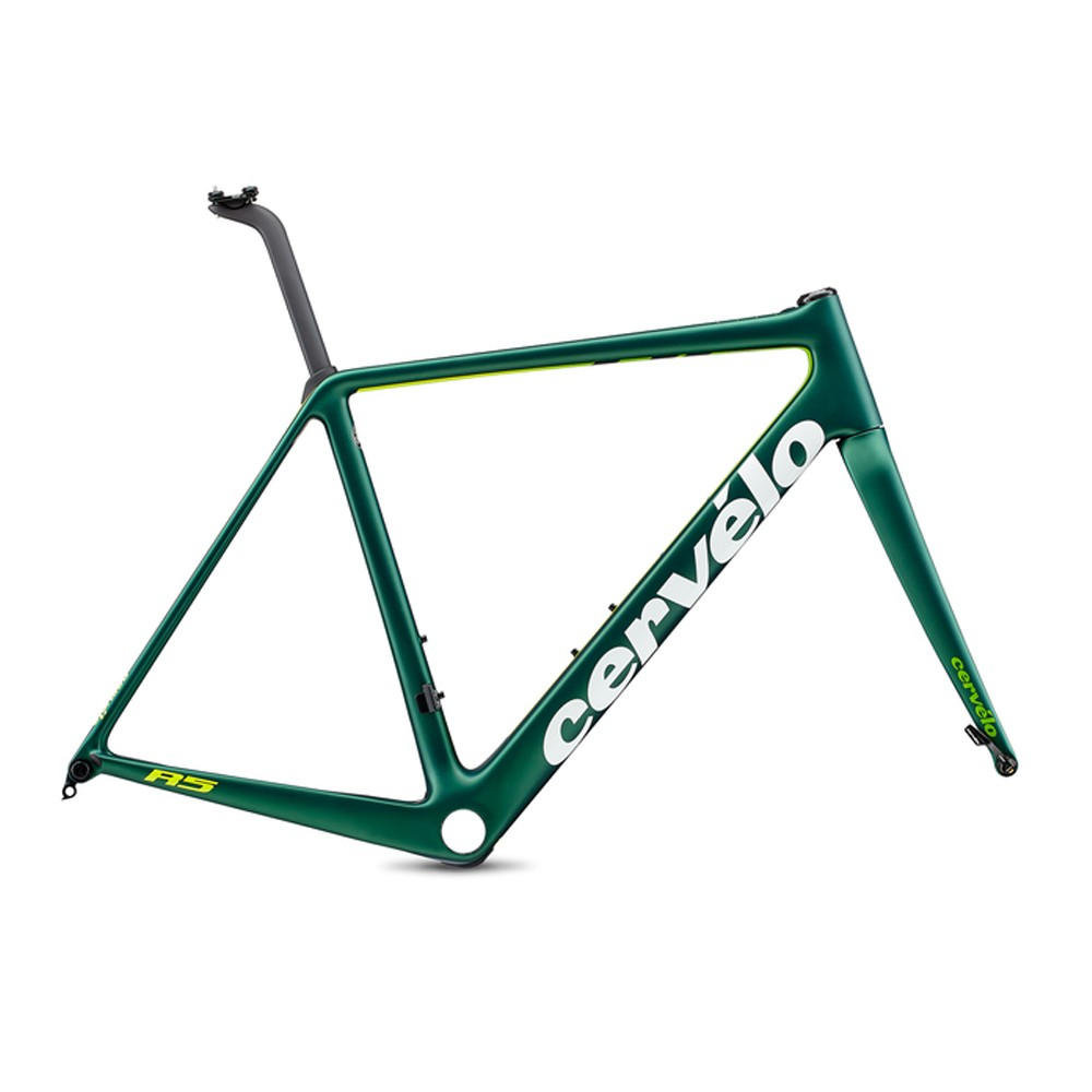 Cervelo R5 Limited Edition Disc Road Frameset