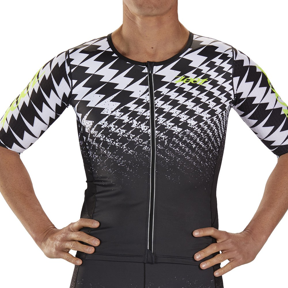 Zoot Ultra Aero Short Sleeve Triathlon Jersey
