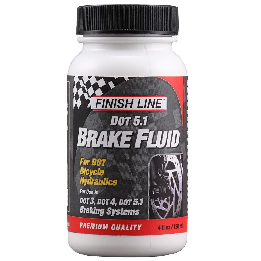Finish Line DOT 5.1 Brake Fluid - 120ml