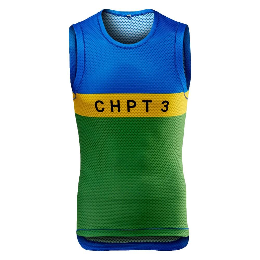 CHPT3 Milan San Remo Sleeveless Base Layer