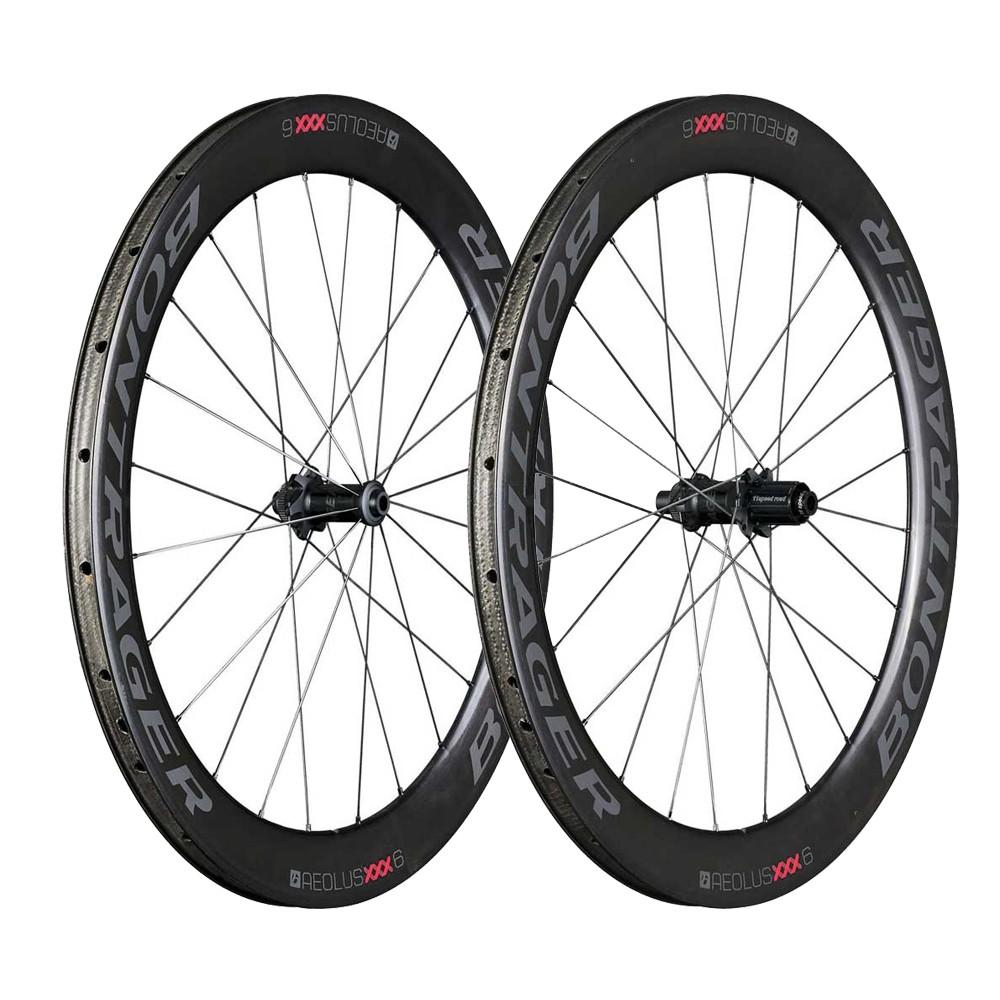 Bontrager Aeolus XXX 6 TLR Disc Clincher Wheelset