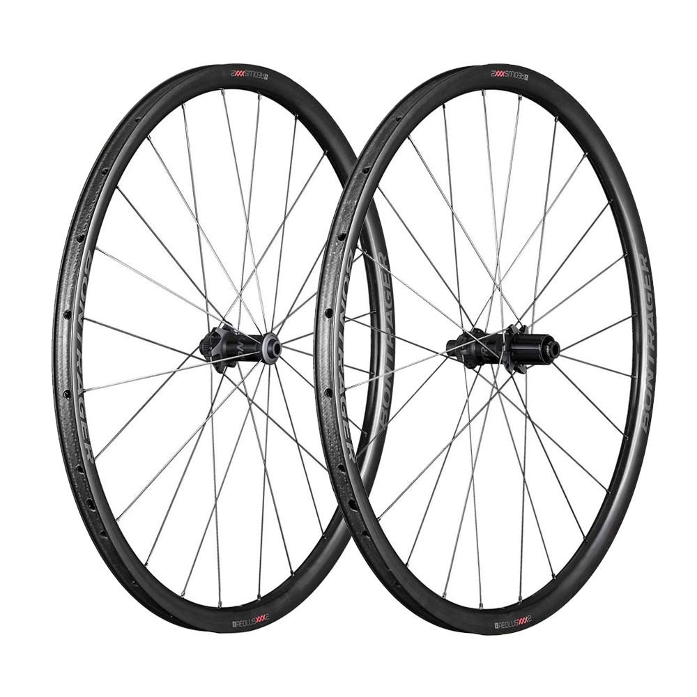 Bontrager Aeolus XXX 2 TLR Disc Clincher Wheelset