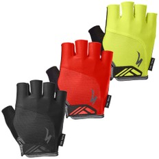 Specialized Body Geometry Dual-Gel Mitts